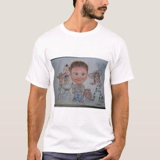 T-shirt toys avec enfant