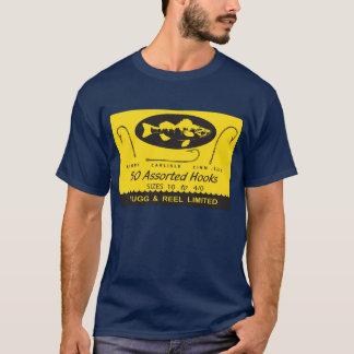 T-shirt Traction subite et bobine