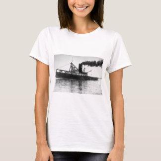 """T-shirt Traction subite grande """"favori """" de tronc"""