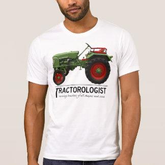 T-shirt Tractorologist