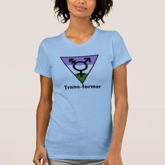 T-shirt Transformateur de Genderqueer