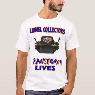 T-shirt Transformateur de Lionel