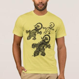 T-shirt TRANSFORMÉ - customisé