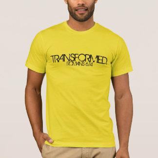T-shirt TRANSFORMÉ de 6h14 de Romains d'écriture