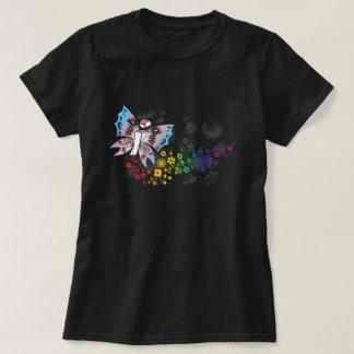 """T-shirt Transsexuel """"de papillon libre"""" d'Identiti"""