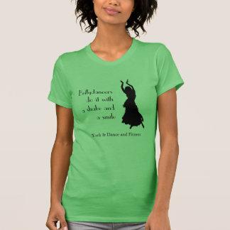 T-shirt Travail de BellyDancers il chemise