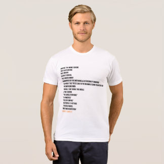 T-shirt Travaux
