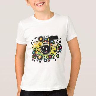 T-shirt Tremblements