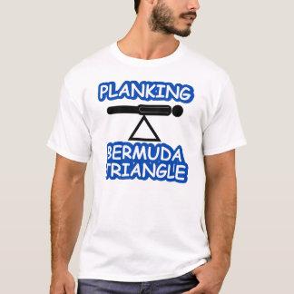 T-SHIRT TRIANGLE DES BERMUDES DE PLANKING