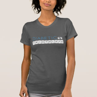 T-shirt Triathlete diabétique