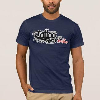 T-shirt Tribus de tatouage