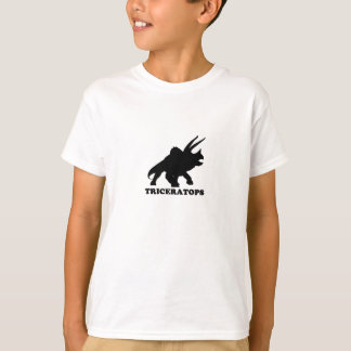 T-shirt Triceratops