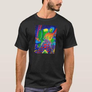 T-shirt Tricot de nuit par Piliero