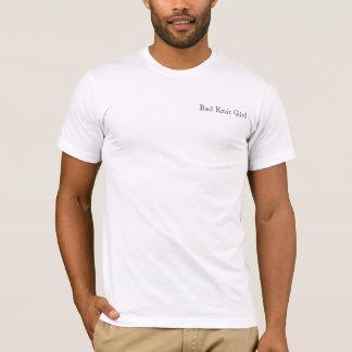T-shirt Tricotera pour des tatouages