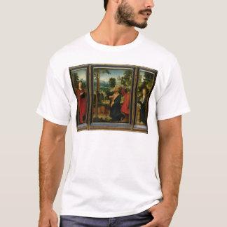 T-shirt Triptyque