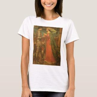 T-shirt Tristan et Isolde par le château d'eau, beaux-arts
