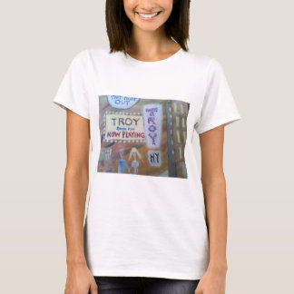 T-shirt Troie, mode de NY