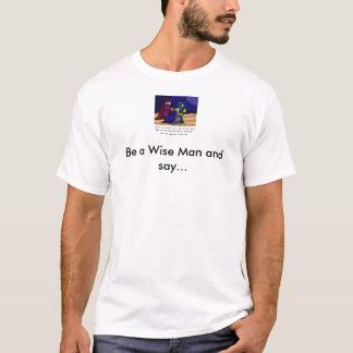 T-shirt Trois sages