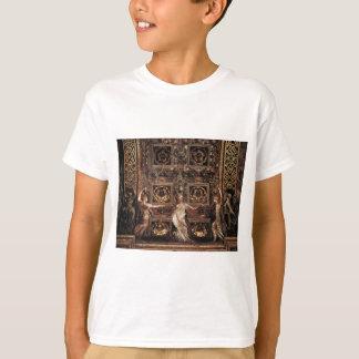 T-shirt Trois vierges insensées ont flanqué Adam et Ève