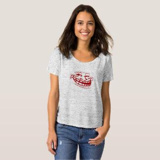 T-shirt Troll effronté