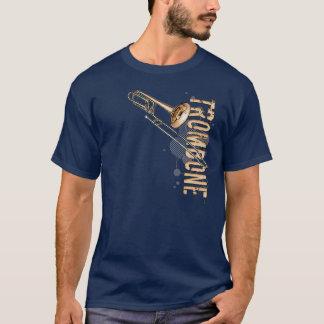 T-shirt Trombone grunge