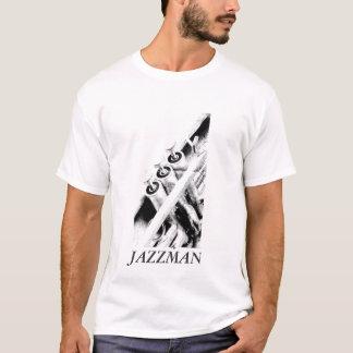 T-shirt Trompette 0002, MUSICIEN DE JAZZ