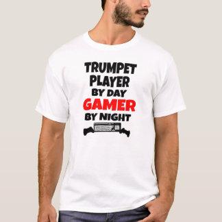 T-shirt Trompettiste de Gamer