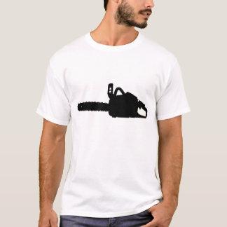 T-shirt Tronçonneuse