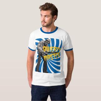 T-shirt Tronçonneuse principale QWERTY