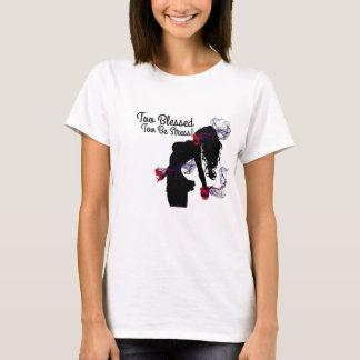 T-shirt Trop béni