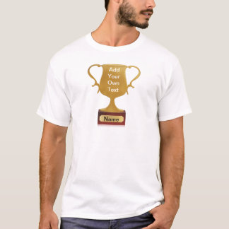 T-shirt Trophée
