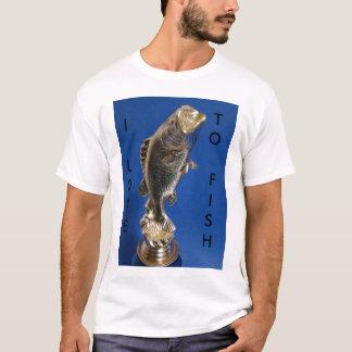 T-shirt Trophée, ILOVE, TOFISH
