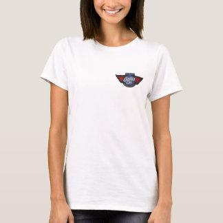T-shirt T'shirt des femmes de Boston de club de croiseur