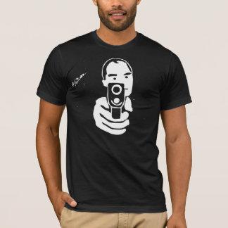 T-shirt Tube de canon
