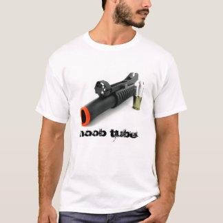 T-shirt tube de noob