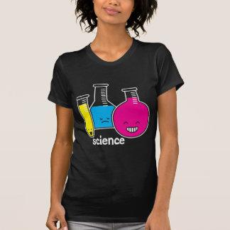T-shirt Tubes à essai