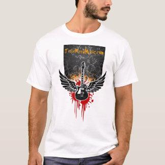 T-shirt tubulaire de Jesse Music.com
