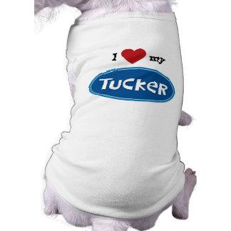 T-shirt Tucker a personnalisé