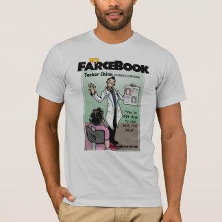 T-shirt Tucker Chinn - chirurgien cosmétique de