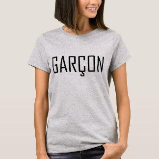 T-shirt Tumblr de Garcon