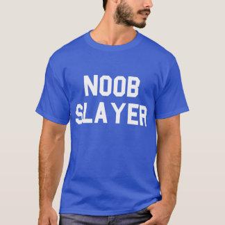T-shirt Tumblr de tueur de Noob