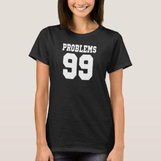 T-shirt Tumblr des problèmes 99
