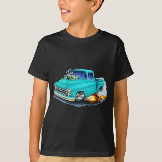 T-shirt Turquoise 1957 de collecte de Chevy