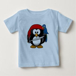t-shirt Tux Linux pingouin corsaire