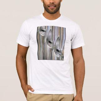 T-shirt Tuyaux d'organe