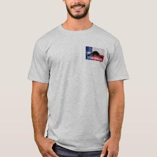 T-shirt TX Longboarders