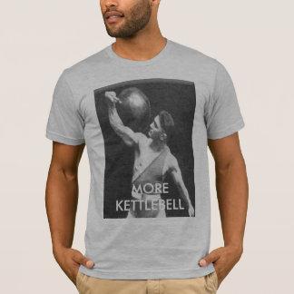 T-shirt type de kettlebell, PLUS DE KETTLEBELL