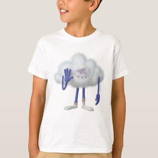 T-shirt Type de nuage des trolls |