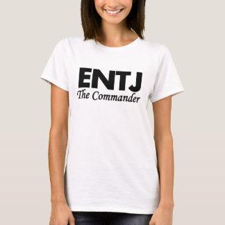 T-shirt Type de personnalité d'ENTJ