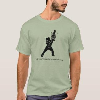 T-shirt Type de tronçonneuse